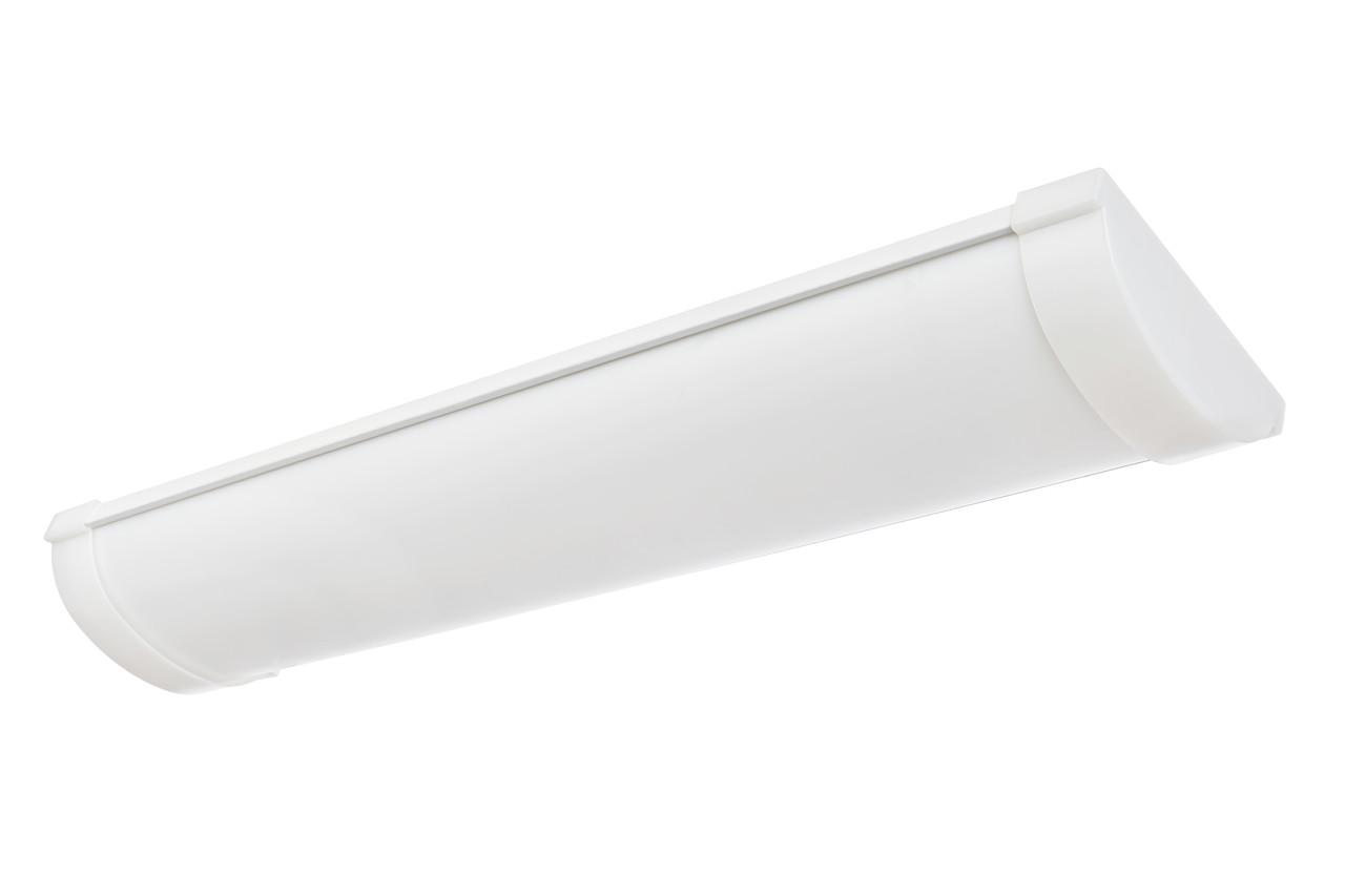 Світильник лінійний накладний LED 36W MITZ L070 3000K/4000K 600мм опал 230V IP20 Mark1