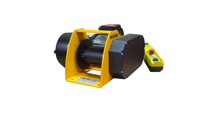 Лебедка электрическая HUCHEZ  MOTORBOX 500 кг - прямой привод