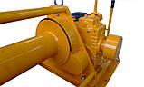 Лебедка бензиновая HUCHEZ TS 2000 кг, фото 5