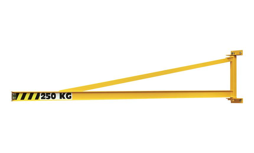 Кран консольный настенный HUCHEZ 902, усилие 250 кг