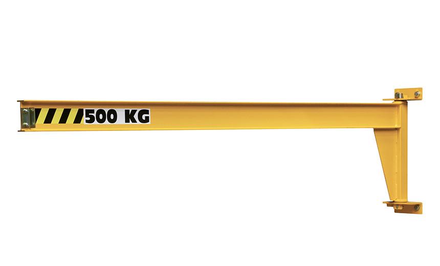 Кран консольный настенный на максимальной рабочей высоте HUCHEZ 904, усилие 150 кг