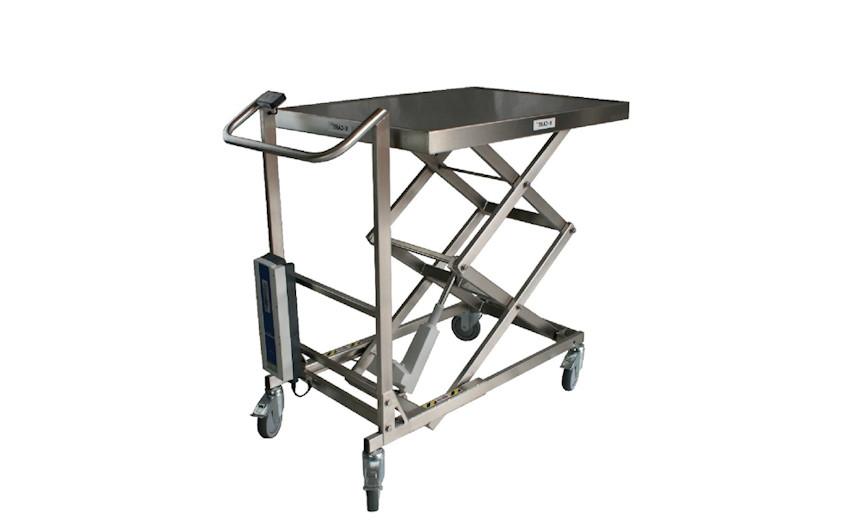 Подъемный стол из нержавеющей стали HUCHEZ TBL100, г / п 100 кг