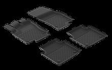 Автомобильные коврики в салон SAHLER 4D для AUDI A5 2008-2016 AU-03