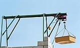 Лебедка электрическая для стрелового крана и эстакады HUCHEZ, фото 5