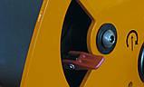 Шестеренные лебедки НUCHEZ MANIBOX GR 2750 кг модели с окрашенной рамой, фото 4