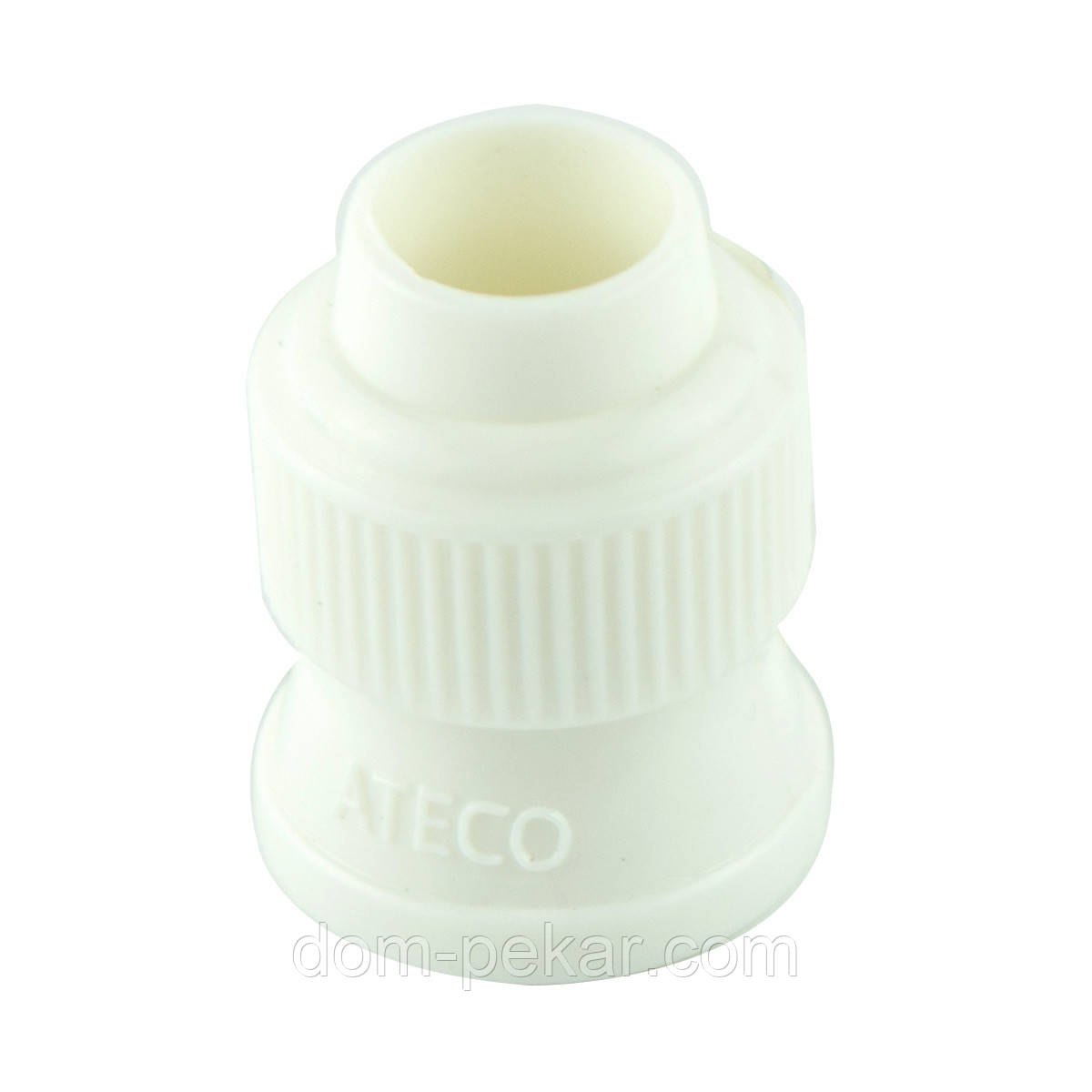 Перехідник Ateco 400 для кондитерського мішка H=30 мм