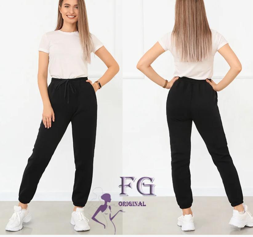 Теплые спортивные штаны в цветах 50-52 р