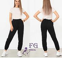 Теплые спортивные штаны в цветах 50-52 р, фото 1