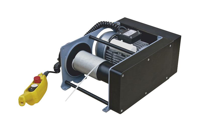Лебедка электрическая HUCHEZ PRIMO 300 кг - низковольтный регулятор, однофазный