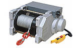 Лебедка электрическая HUCHEZ TRBoxter 350 кг- 30 м /мин,низковольтное управление с преобразователем, фото 6