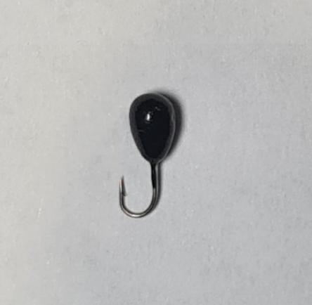 Мормышка вольфрамовая Salmo LJ Капля 802050-30/1 с отверстием, фото 2