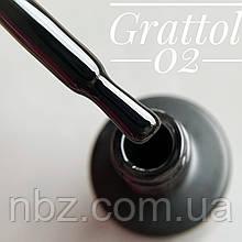 Гель-лак Grattol GTC002 Black 9мл