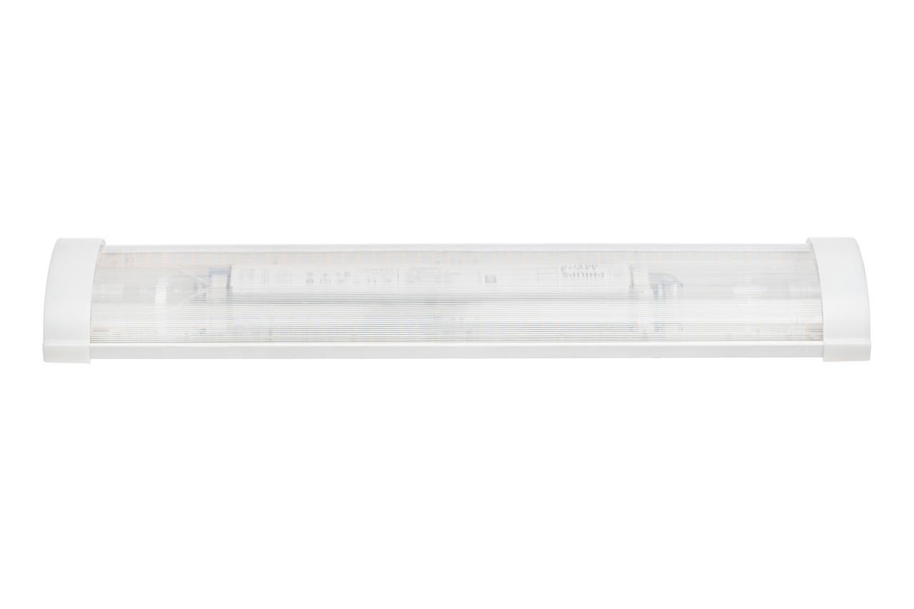 Світильник лінійний накладний LED 62W MITZ L070 3000K/4000K 1200мм прози 230V IP20 Mark1