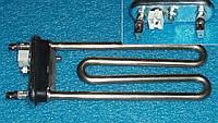 Тэн для стиральной машины 1600Вт L-177 мм