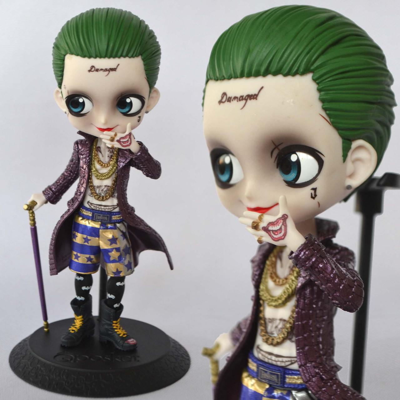 Аніме-фігурка Suicide Squad - Joker - Normal color Ver. Q Posket