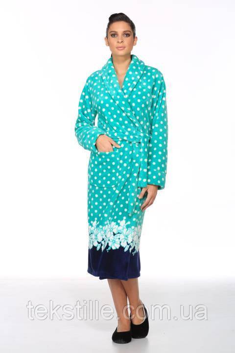 Халат жіночий махровий шаль Cocoon S