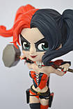 Аніме-фігурка Harley Quinn Normal Color Ver. Q Posket, фото 3