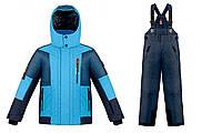 Зимний комплект (куртка+штаны) Poivre Blanc Junior Boy Multico Arctic Blue  14 лет, фото 1