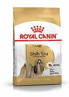 Повнораціонний сухий корм для дорослих собак породи ши-тцу Royal Canin Shih Tzu Adult (0.5 кг.)