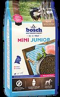 Bosch Mini Junior 15кг - для цуценят дрібних порід