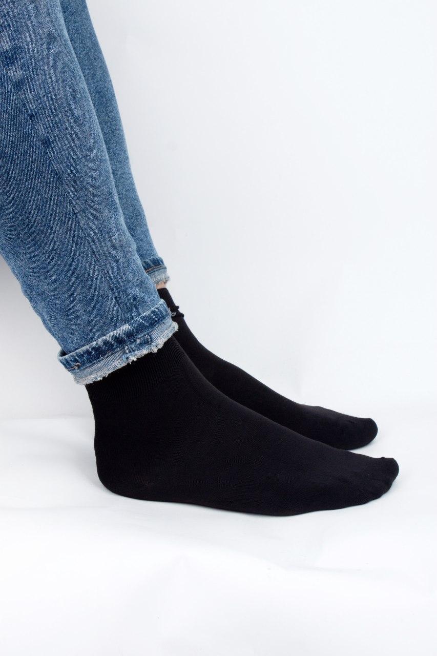 Мужские носки FAMO Фрэнк черные 40-44