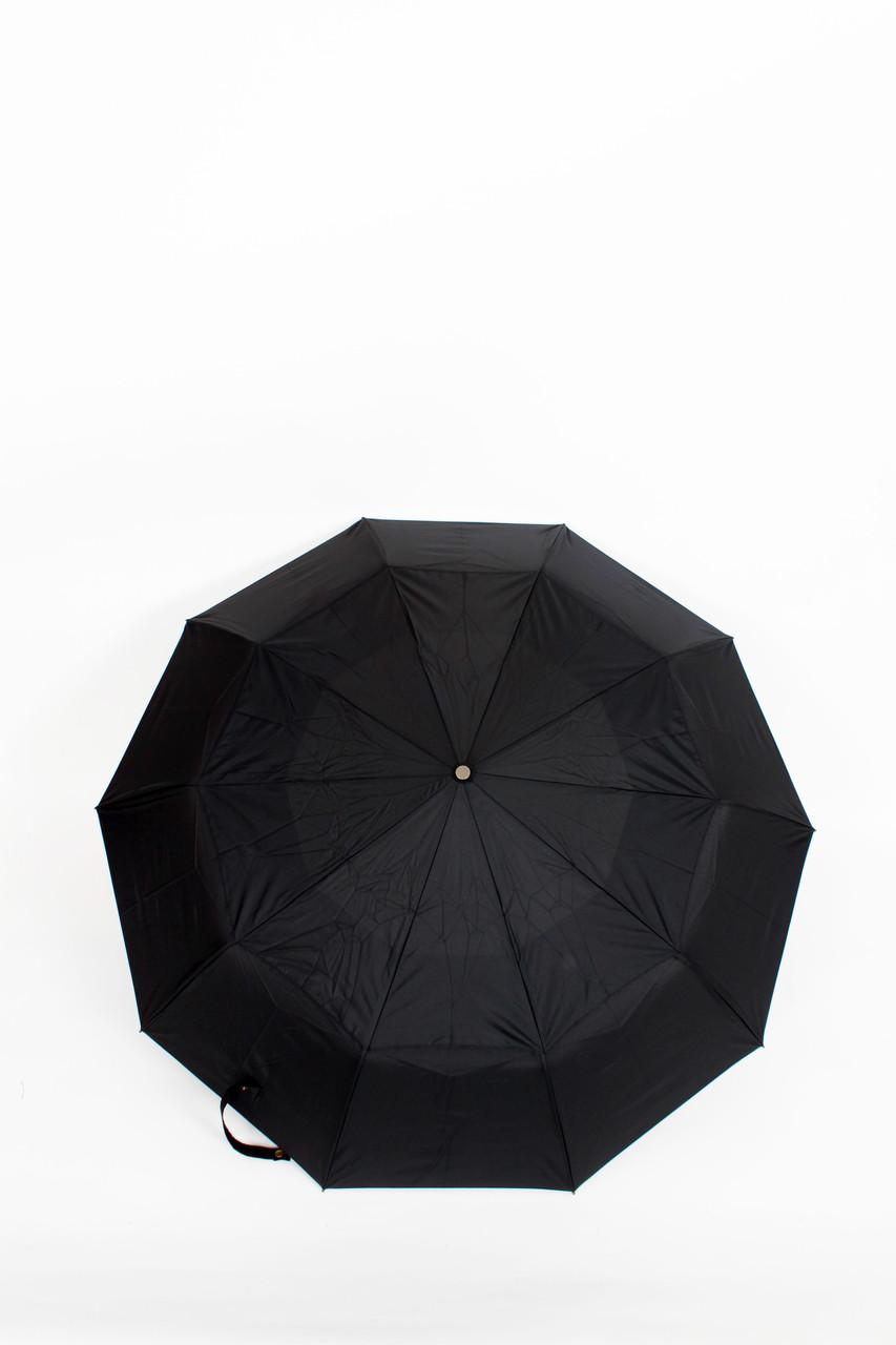 Мужской зонт FAMO Ксандер черный 182*63*36 (3236)