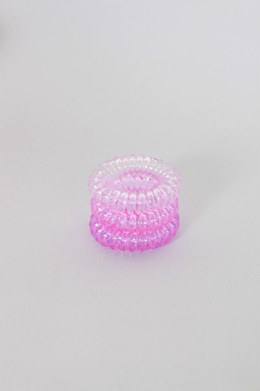 Резинка для волос FAMO Набор резинок Тинара розовый One size (Rez-64)