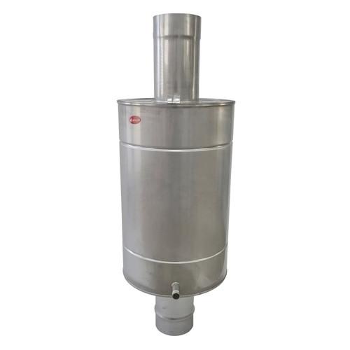 Бак для лазні з нержавіючої сталі 30 літрів AISI 304