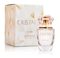 Женская Парфюмированная вода Cristal  50мл Eau de parfum  Ra Group Vedo E03