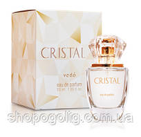 Cristal Элитная Женская Парфюмированная вода  50мл Eau de parfum Vedo