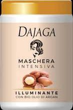Маска для волосся з аргановою олією Euthalia Dajaga Maschera Capelli Argan Vaso 1000 мл