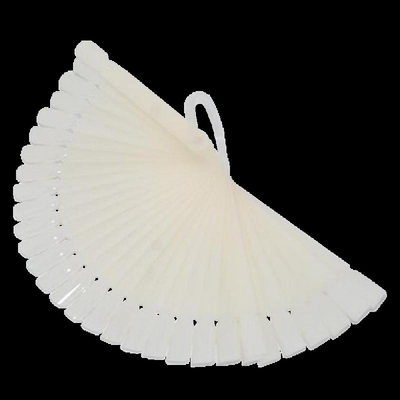 Фурман Палитра-веер для образцов лака Матовая (32 шт)