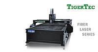 Верстат лазерной різки металу Tigertec TRF1540 1500x4000 мм, джерело IPG 1000 Вт, фото 1