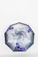 Жіночий парасольку FAMO Парасолька Браель графітовий 117*57*30 (570)