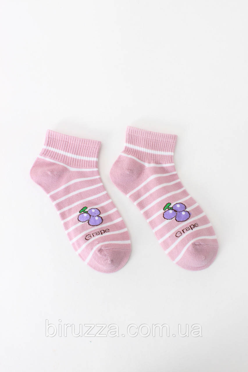 Женские носки FAMO Носочки Амад пудровый 36-39 (NF-2002-28)