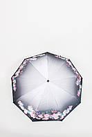 Жіночий парасольку FAMO Парасолька Даніка графітовий 118*58*31 (TSL6651)