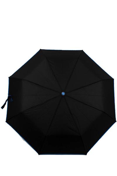 Жіночий парасольку SL Парасолька Мелека синій Діаметр купола 110.0(см)/ Довжина спиці 53.0(см)/ Довжина в
