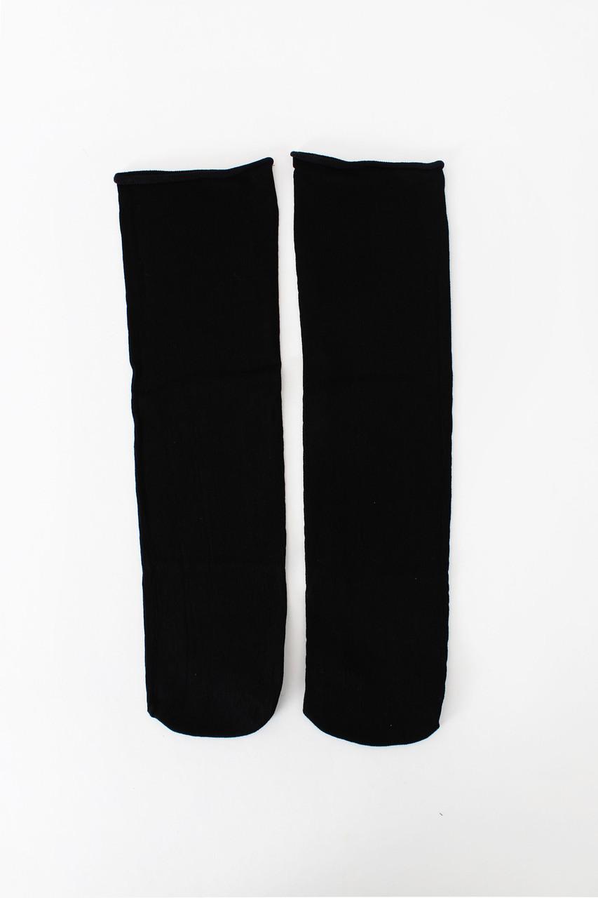 Женские носки FAMO Носочки Кирнан черный Free size (NF-2012-34)
