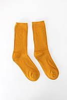 Женские носки FAMO Носочки Лайза желтый 36-39 (NF-2010)