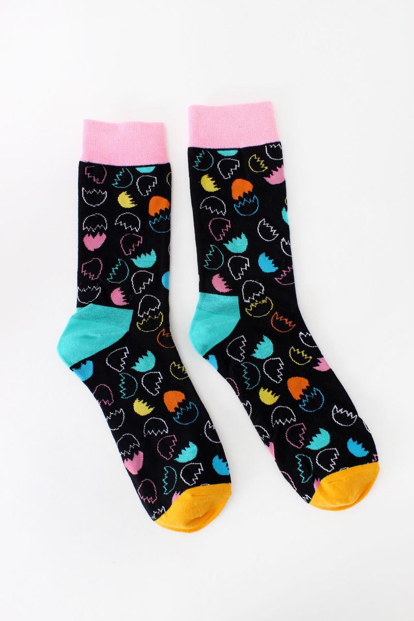 Женские носки FAMO Носочки Марли черный 36-41 (NF-2005)