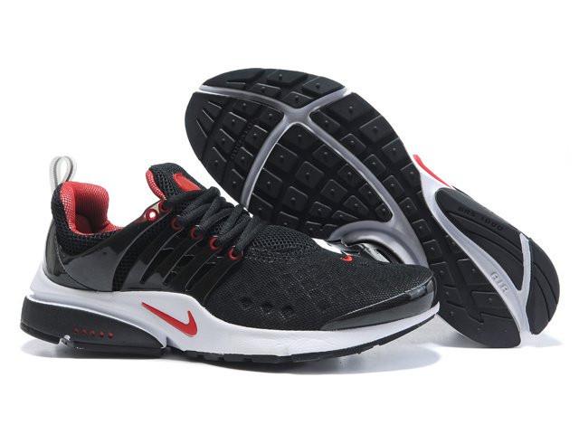 34d4ad99 Кроссовки мужские Nike Air Presto черные (в стиле найк аир престо) -  Мультибрендовый интернет