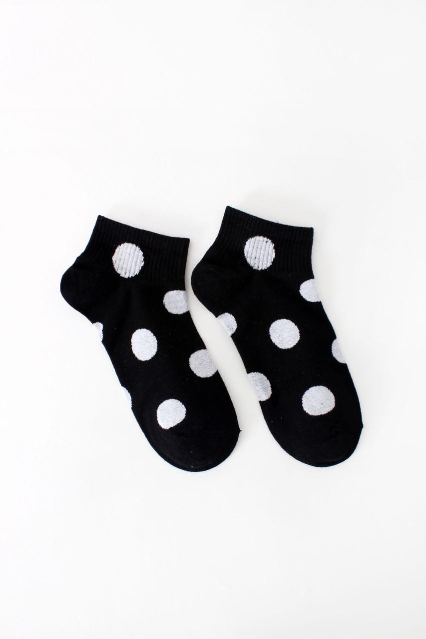 Женские носки FAMO Носочки Рета черный 36-38 (V-280-7)