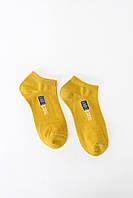 Женские носки FAMO Носочки Сид желтый 36-39 (NF-2002-38)