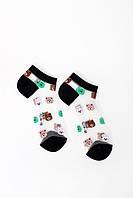 Женские носки FAMO Носочки Сюзи черные 36-39 (NF-2003-2)
