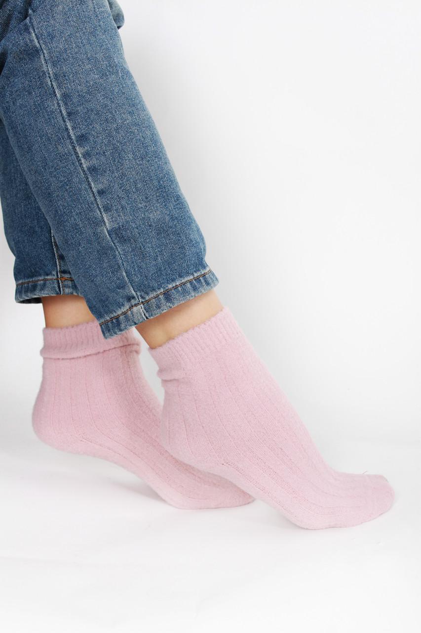 Женские носки FAMO Носочки Тиана розовые 37-41 (7259)