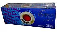 """Чай чёрный Тарлтон """"Earl Grey"""" 25 ф/п"""