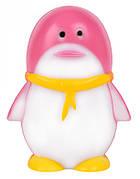 Светильник-ночник Feron FN1001 Пингвин Розовый