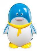 Светильник-ночник Feron FN1001 Пингвин Синий