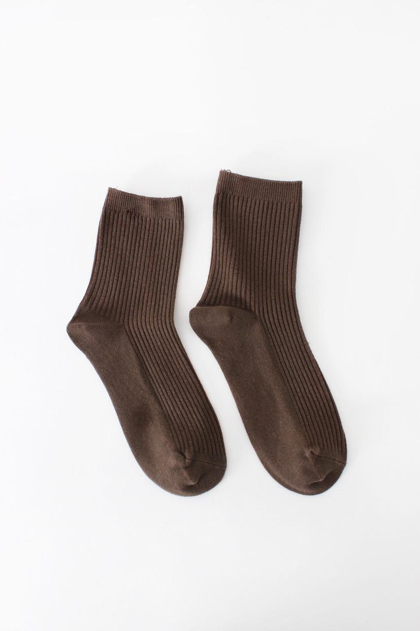 Женские носки FAMO Носочки Шерри капучиновый 36-38 (#8291)