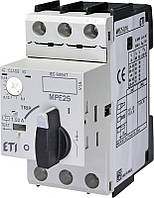 ETI, 4648004, Авт. вимикач захисту двигуна MPE25-0, 63
